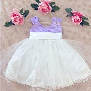 Stunning girls dress 18-24 month